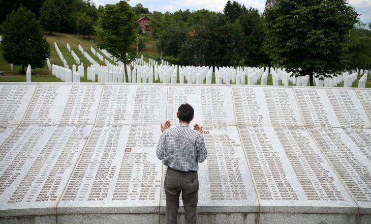 25 vjet nga masakra në  Srebrenicë