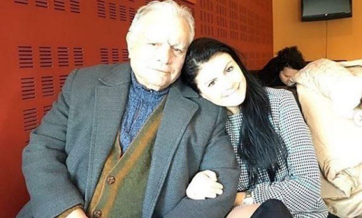 4 ditë pasi festoi ditëlindjen e saj, moderatorja shqiptare humb babain
