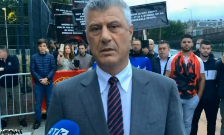 Thaçi përfundon intervistimin në Speciale: Nuk kam bërë asnjë lloj krimi apo shkelje të pretenduara