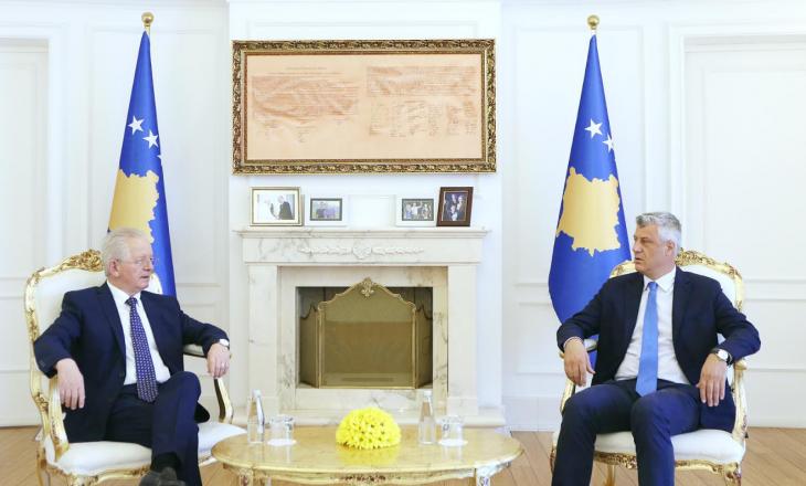 Thaçi takohet me Hysenin: Në Bruksel do të dialogohet vetëm për njohjen ndërshtetërore