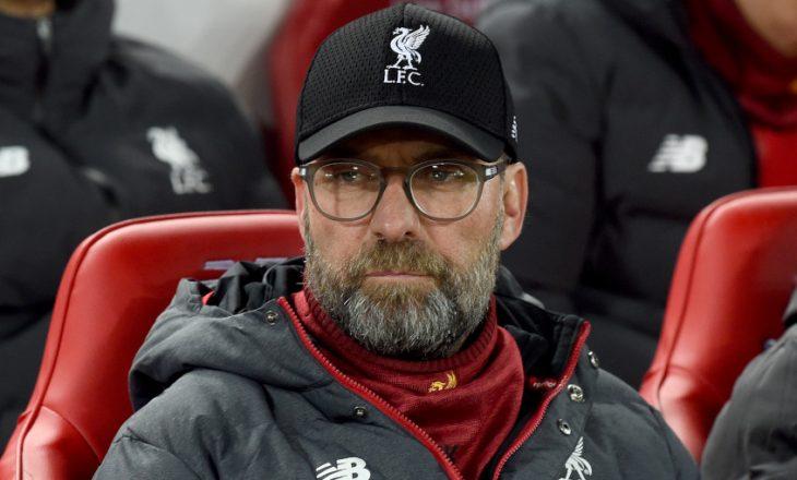 Jurgen Kloop: Liverpool nuk do të shpenzojë në këtë afat