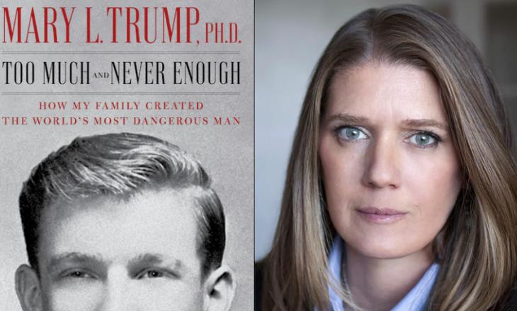 Libri i mbesës së Trump-it thyen rekord në ditën e parë të shitjes