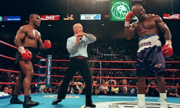 Mike Tyson vs Evander Holyfield– Pregaditjet kanë filluar