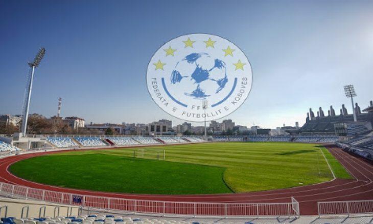 FFK me komunikatë për ndeshjen skandaloze në mes Gjilani vs Prishtina