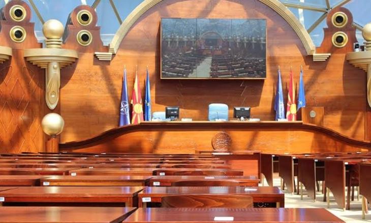 Maqedonia e Veriut: Mbledhje konstituive e Kuvendit të martën në mesditë