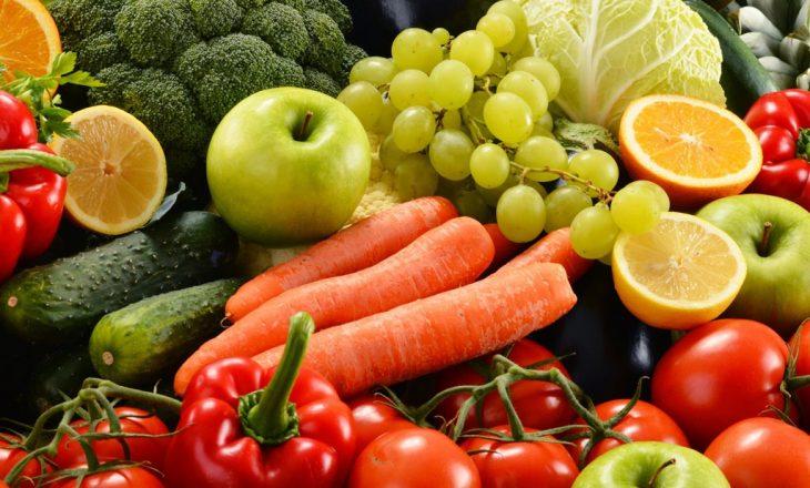 Ushqimet të cilat parandalojnë plakjen