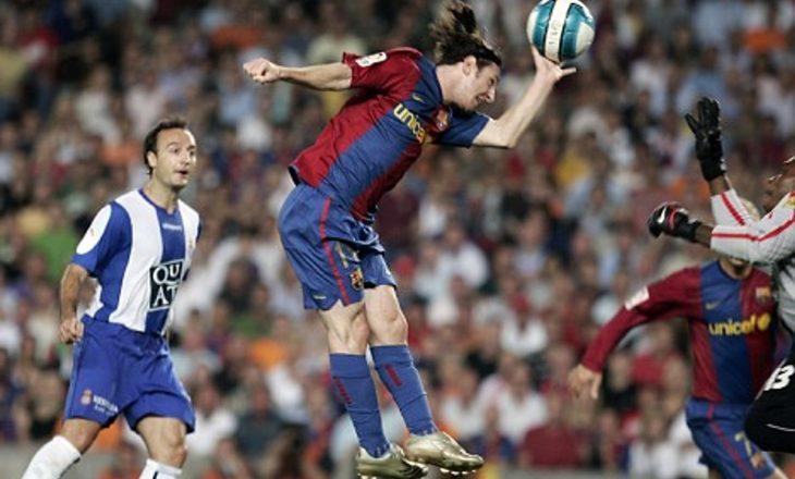 Me cilat pjesë të trupit Messi e Ronaldo i shënuan nga 700 gola?