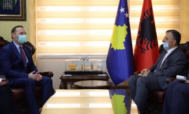 Myftiu Tërnava pret në takim Zemajn: Pajtohen që të bashkëpunojnë për ruajtjen e shëndetit të qytetarëve