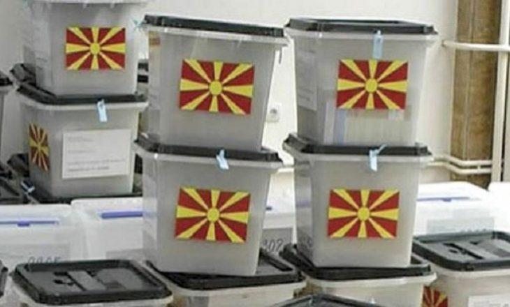 Fillon procesi i votimit në Maqedoninë e Veriut