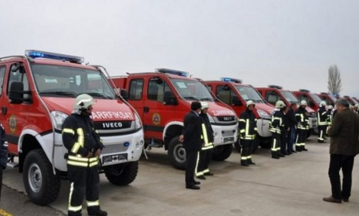 Votohet pro pagesës së rrezikshmërisë për zjarrfikësit