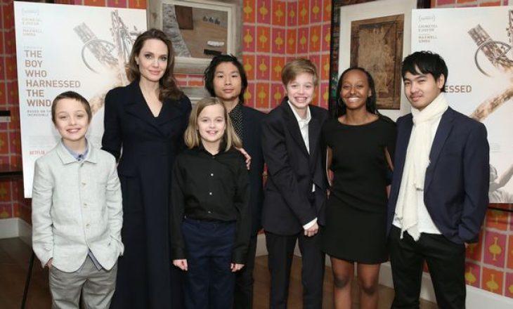 Angelina Jolie thotë se askush nuk e njeh si është në të vërtetë, përpos fëmijëve të saj