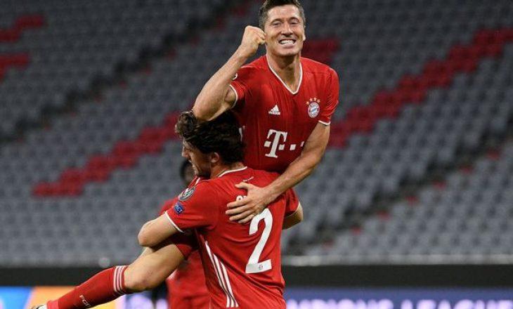 Bayern Munich i bashkohet PSG-së në finale të Ligës së Kampionëve