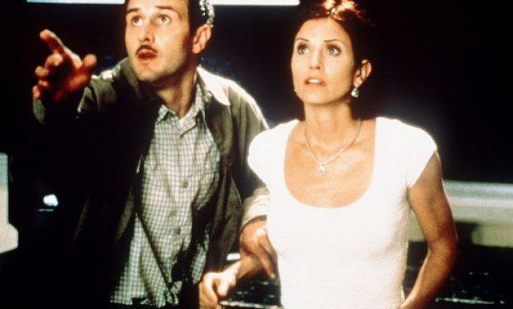 Courteney Cox dhe ish burri i saj David Arquette bëhen bashkë në filmin Scream 5