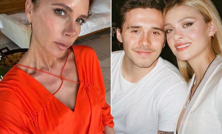 Victoria Beckham do të dizajnojë fustanin e të fejuarës së djalit të saj