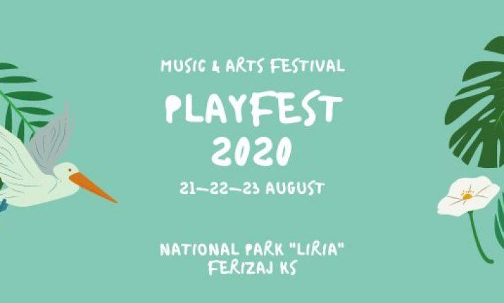 """Duke respektuar të gjitha masat anti-COVID, festivali """"Playfest"""" do të mbahet këtë gusht"""
