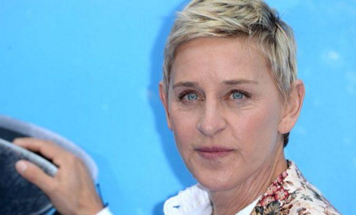 Ellen DeGeneres i kërkon falje stafit