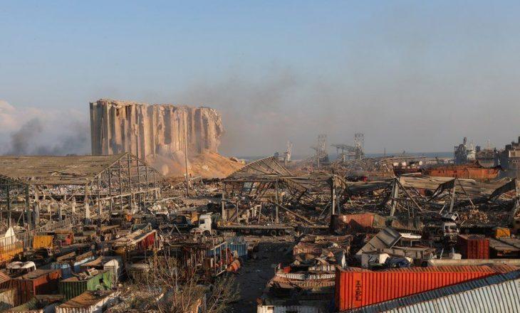 Kaosi dhe shkatërrimi në Bejrut pas shpërthimit përmes fotove
