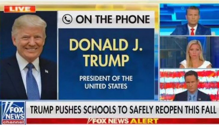 Facebook dhe Twitter kanë penalizuar Trump-in dhe fushatën e tij për shkak të përhapjes së informatave të dëmshme lidhur me pandeminë