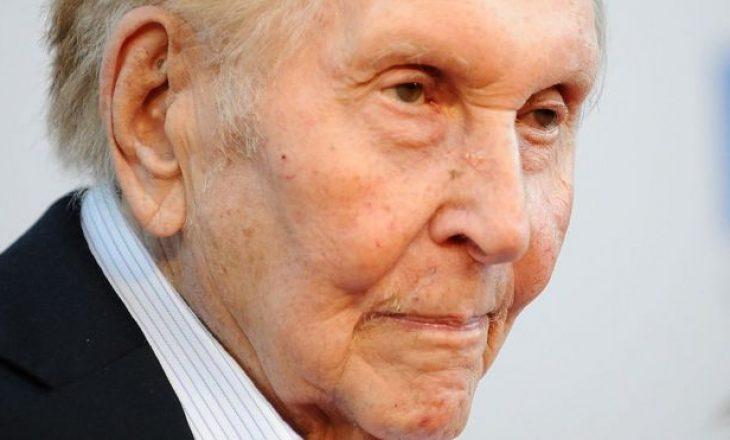 Gjigandi i kinemasë dhe medias amerikane vdes në moshën 97 vjeçare