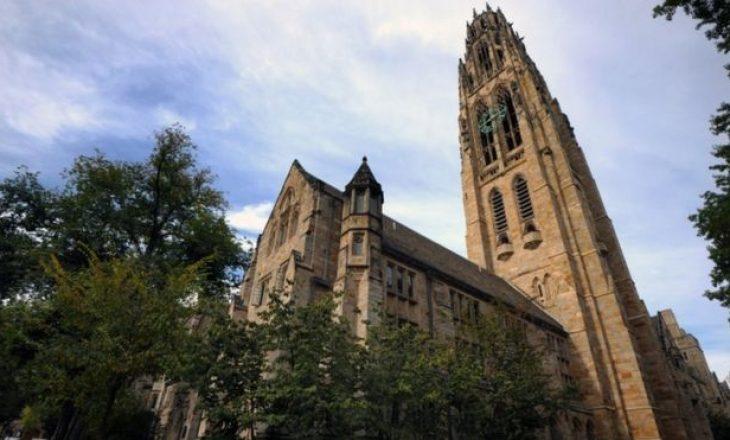 Departamenti i Drejtësisë thotë se universiteti prestigjioz ka diskriminuar aplikantët