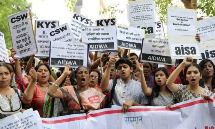 Dy burra arrestohen për dhunimin dhe vrasjen e 13 vjeçares në Indi
