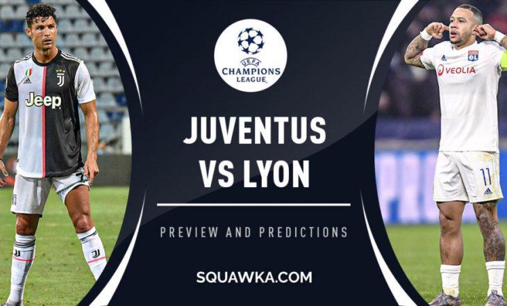 Juventus vs Lyon – çfarë thonë trajnerët para ndeshjes?