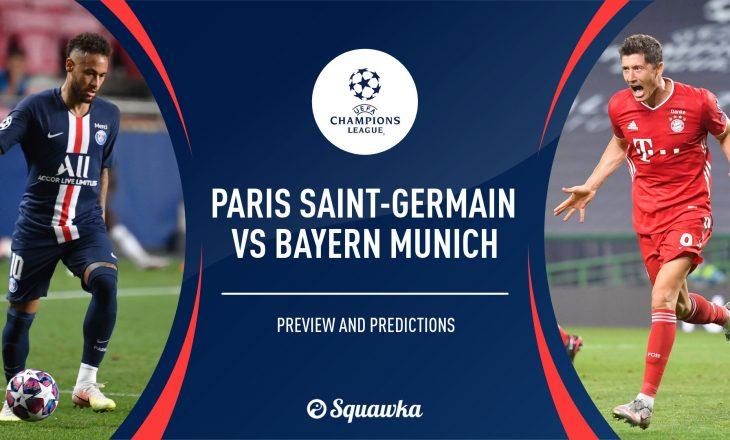 Paris SG vs Bayern Munich – Publikohen formacionet zyrtare të finales së madhe (FOTO)