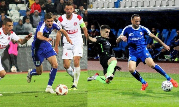 FC Prishtina largon dy lojtarë