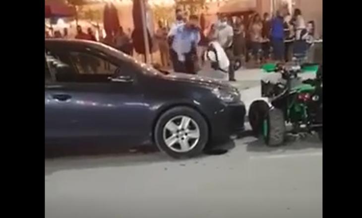 Çka çoi deri te përleshja e policisë me dy persona në Ferizaj? – Policia jep detaje (VIDEO)