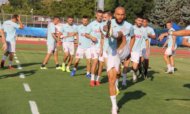 ZYRTARE: Shtyhet ndeshja e Gjilanit në Europa Ligë
