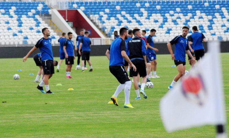 Prishtina e kompleton lëndën e saj – Lojtarët që dolën pozitiv në Gjibraltar, dalin negativ përsëri në Kosovë