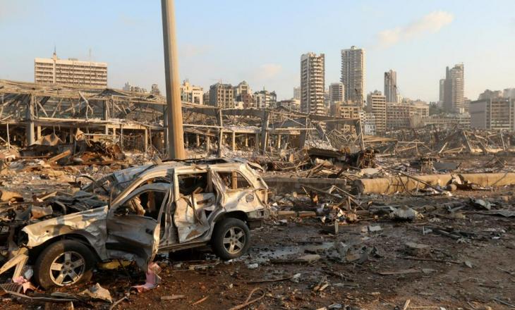 E gjithë vëmendja tek Beirut – Amerika ofron ndihmën e saj