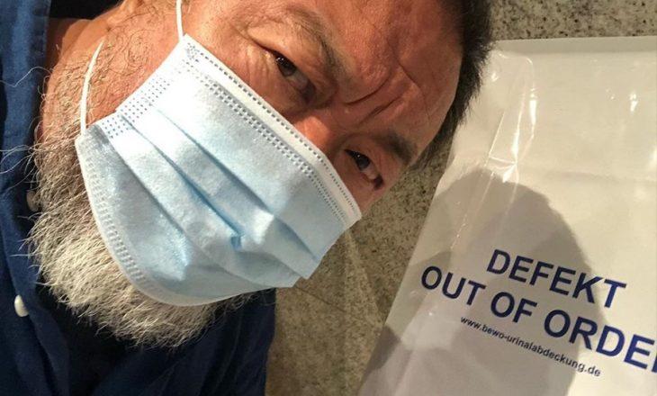 Ai Weiwei ka publikuar dokumetarin për karantinën në Wuhan