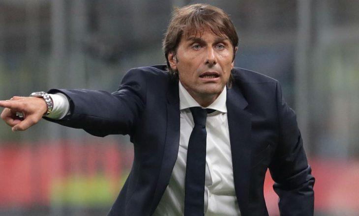 Antonio Conte tregon respekt maksimal për ekipin e Shakhtar Donetsk