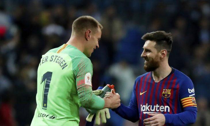 Marc-Andre ter Stegen vazhdon kontratën me Barcelonën?
