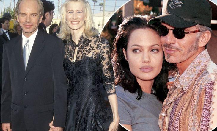 Billy Bob Thorton ishte martuar me Angelina Jolie-n para se të ndahej me të fejuarën Laura Dern