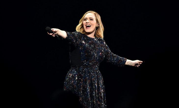 Adele dikur kishte pranuar se ajo nuk e do babanë e saj