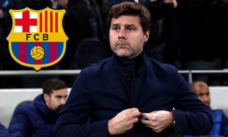 Pochettino trajneri i ri i Barcelonës?