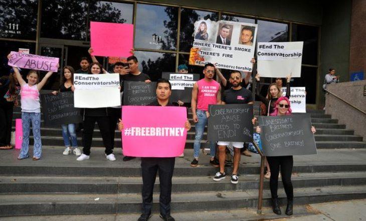 Babai i Britney Spears ka folur më në fund rreth fushatës #FreeBritney