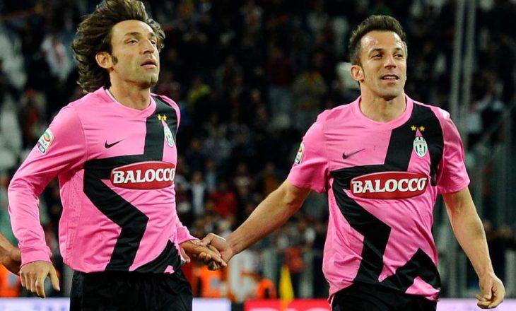 Del Piero e mirëpret emërimin e Porlo-s tek Juve