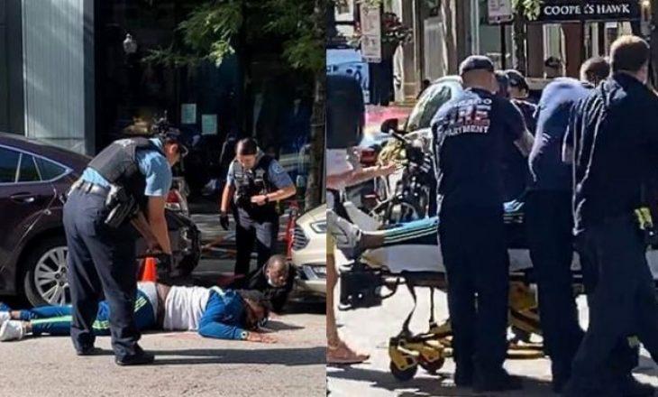 Breshëri plumbash në Chicago – mbetet i vdekur reperi i njohur