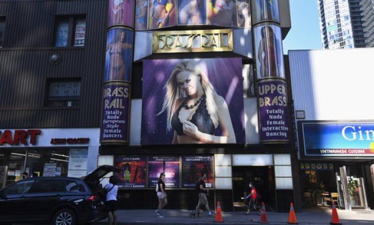 Klubet e striptizit hapen para shkollave – 550 persona janë ekspozuar ndaj virusit në një klub në Toronto