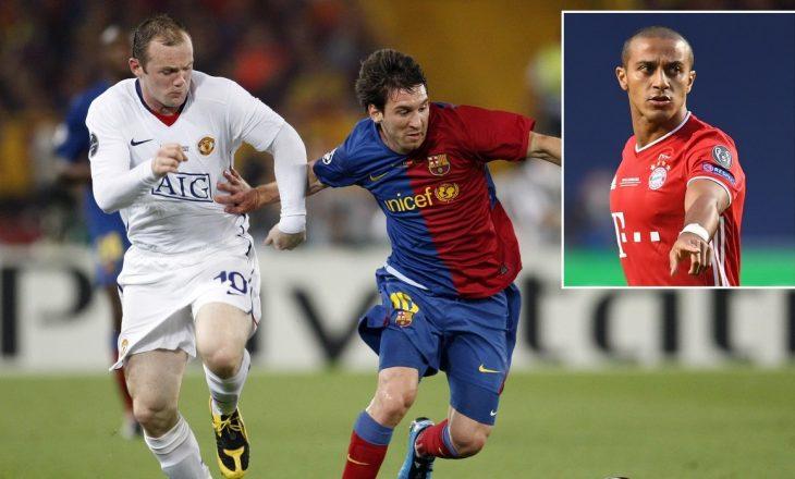 Wayne Rooney: Alcantara tek Liverpool, më e mirë se Messi tek City