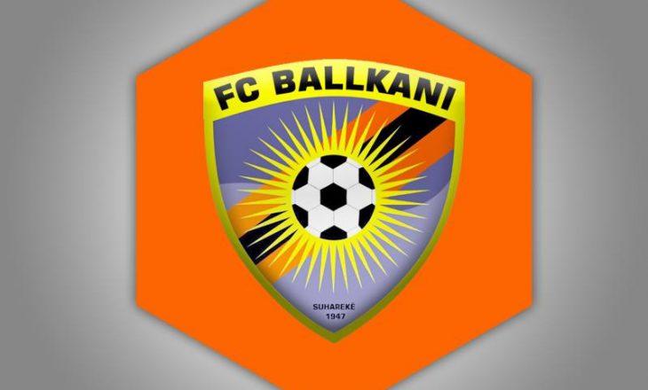 Ballkani zyrtarizon dy lojtarë të ri