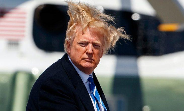 Trump ankohet se nuk lan dot flokët – qeveria amerikane propozon një zgjidhje