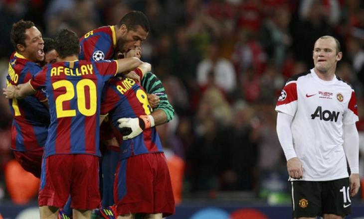 Wayne Rooney: Taktikat e Ferguson na humbën dy finalet ndaj Barcelonës