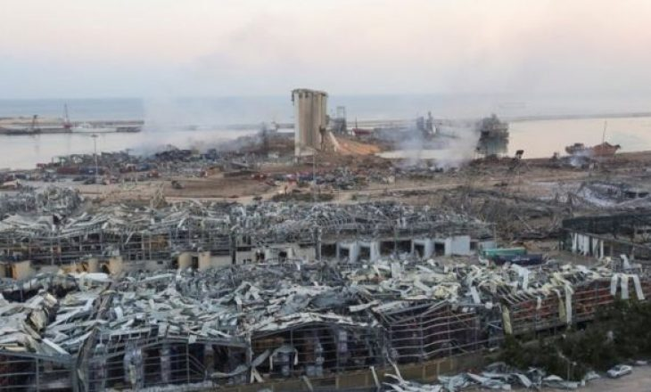 Shkon në 135 numri i të vdekurve nga shpërthimi në Bejrut (VIDEO)