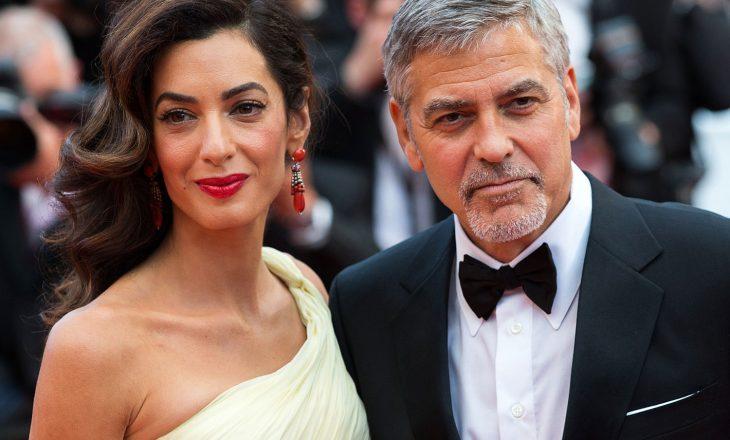 George dhe Amal Clooney ndajnë donacion bujar për bamirësitë libaneze pas shpërthimit në Bejrut