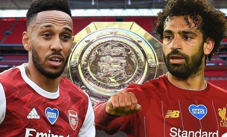 Arsenal mposht Liverpool-in – fiton Fa Community Shield