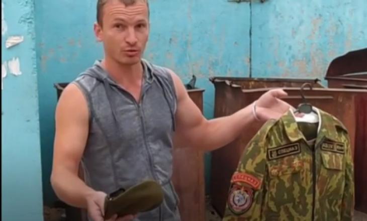"""""""Turpi nga uniforma"""" – postimet që po bëhen virale në Bjellorusi (VIDEO)"""